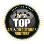 Thumbnail for Blogpost: Triple T Transport Named in Food Logistics Top 3PL & Cold Storage Provider